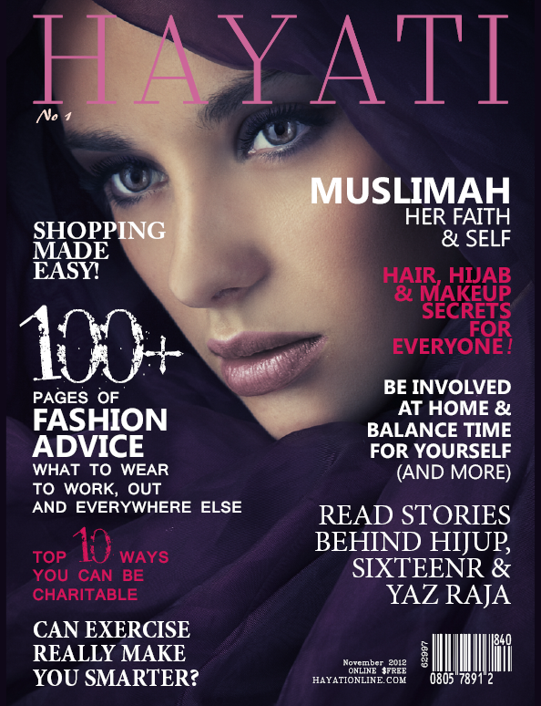 Hayati Magazine ISSUE 1