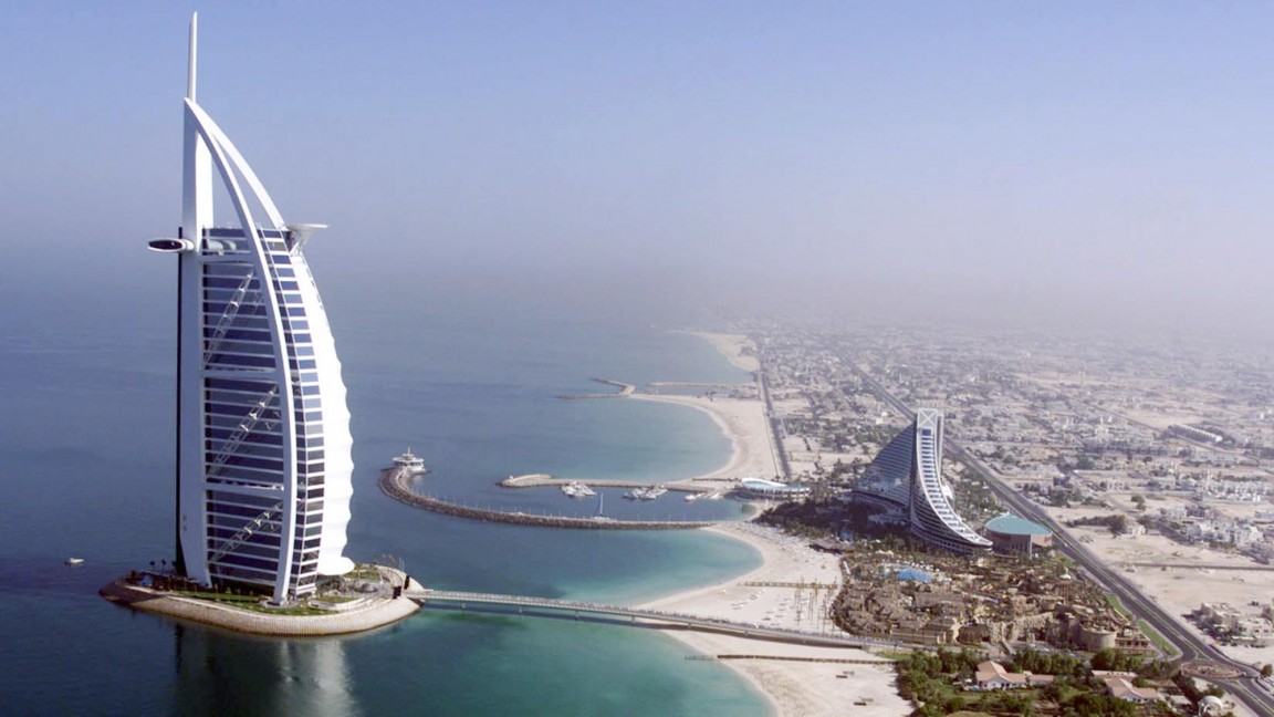 Is Dubai's Burj Al Arab the Most Luxurious hotel in the World?