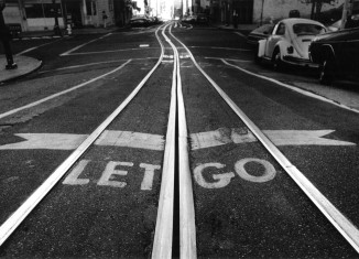 LEARNING HOW TO LET GO